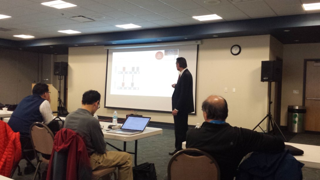 Chicago Oracle Users Group Meeting March 1st 2018 – Recap - Hey