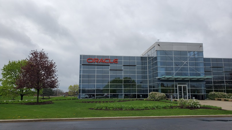 Oracle Office Deerfield Illinois